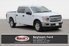 Certified 2018 Ford F-150 XLT  2WD Supercrew 5.5 Box Truck SuperCrew Cab near Houston