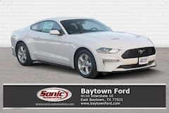 New 2019 Ford Mustang EcoBoost Coupe for sale in Baytown