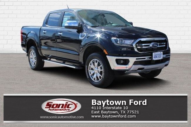 New 2019 Ford Ranger Truck Baytown