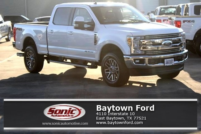 New 2019 Ford Superduty Lariat Truck Baytown