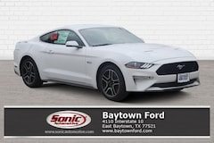New 2019 Ford Mustang GT Premium Coupe for sale in Baytown