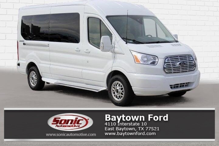 2018 Ford Transit Vanwagon Base w/Sliding Pass-Side Cargo Door Truck