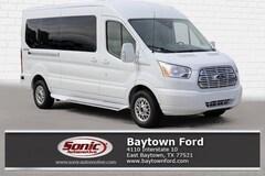 New 2018 Ford Transit Vanwagon Base w/Sliding Pass-Side Cargo Door Truck serving Houston