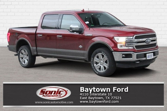 New 2019 Ford F-150 King Ranch Truck Baytown