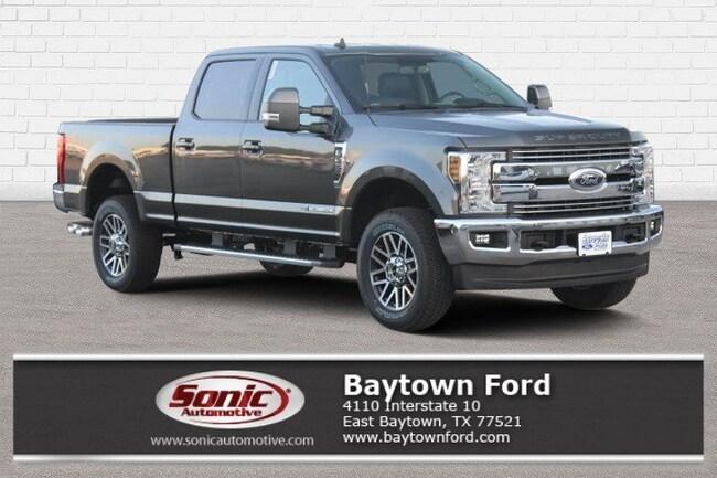 New 2019 Ford Superduty Lariat Truck Baytown