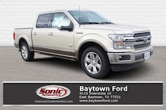 New 2018 Ford F-150 King Ranch Truck serving Houston
