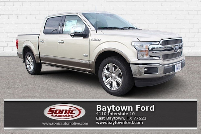 New 2018 Ford F-150 King Ranch Truck Baytown
