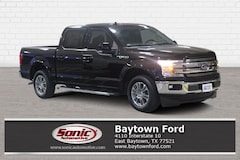 New 2019 Ford F-150 Lariat Truck for sale in Baytown