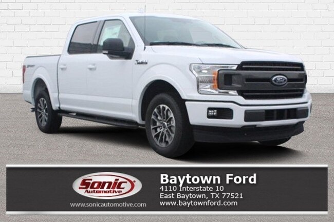 New 2018 Ford F-150 XLT Truck Baytown