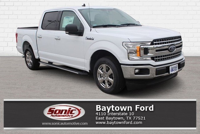 New Ford Vehicles for Sale in Baytown | Baytown Ford