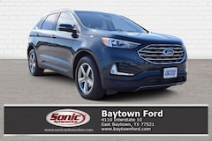 New 2019 Ford Edge SEL Crossover serving Houston