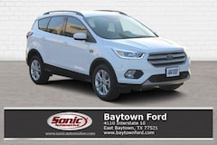 New 2019 Ford Escape SEL SUV for sale in Baytown