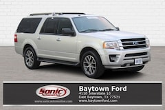 Certified 2017 Ford Expedition EL XLT SUV near Houston