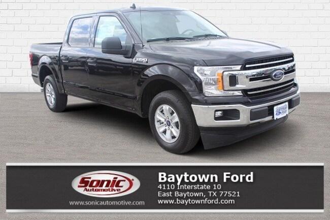 New 2019 Ford F-150 XLT Truck Baytown