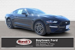 New 2019 Ford Mustang Coupe serving Houston