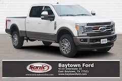 New 2019 Ford Superduty King Ranch Truck for sale in Baytown