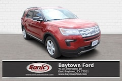 New 2019 Ford Explorer XLT SUV for sale in Baytown