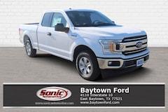 New 2018 Ford F-150 XLT Truck serving Houston