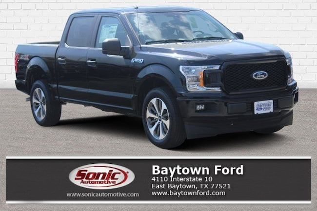New 2019 Ford F-150 STX Truck Baytown