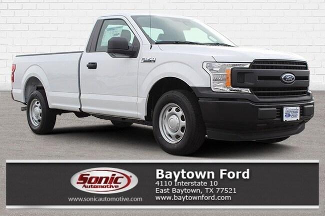 New 2019 Ford F-150 XL Truck Baytown