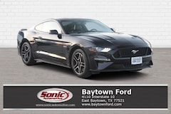 New 2019 Ford Mustang GT Premium Coupe serving Houston