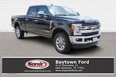 New 2019 Ford Superduty King Ranch Truck serving Houston