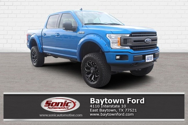 New 2019 Ford F-150 XLT Truck Baytown