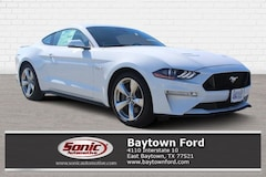 New 2018 Ford Mustang Coupe serving Houston