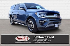 New 2019 Ford Expedition XLT SUV serving Houston