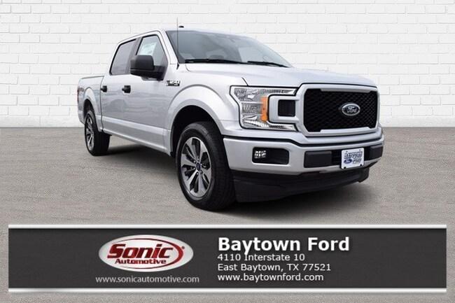 New 2019 Ford F-150 STX Truck Baytown