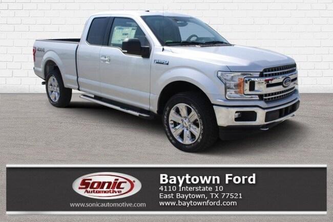 New 2018 Ford F-150 XLT Truck Baytown