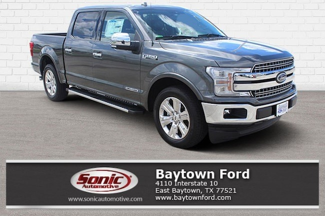 New 2018 Ford F-150 Lariat Truck Baytown