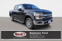 New 2019 Ford F-150 Lariat Truck serving Houston