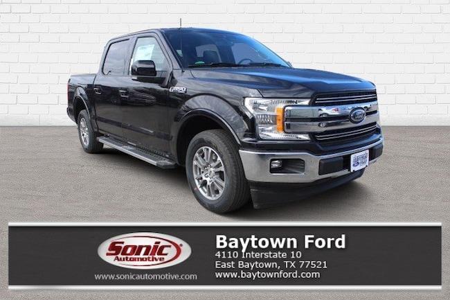 New 2019 Ford F-150 Lariat Truck Baytown