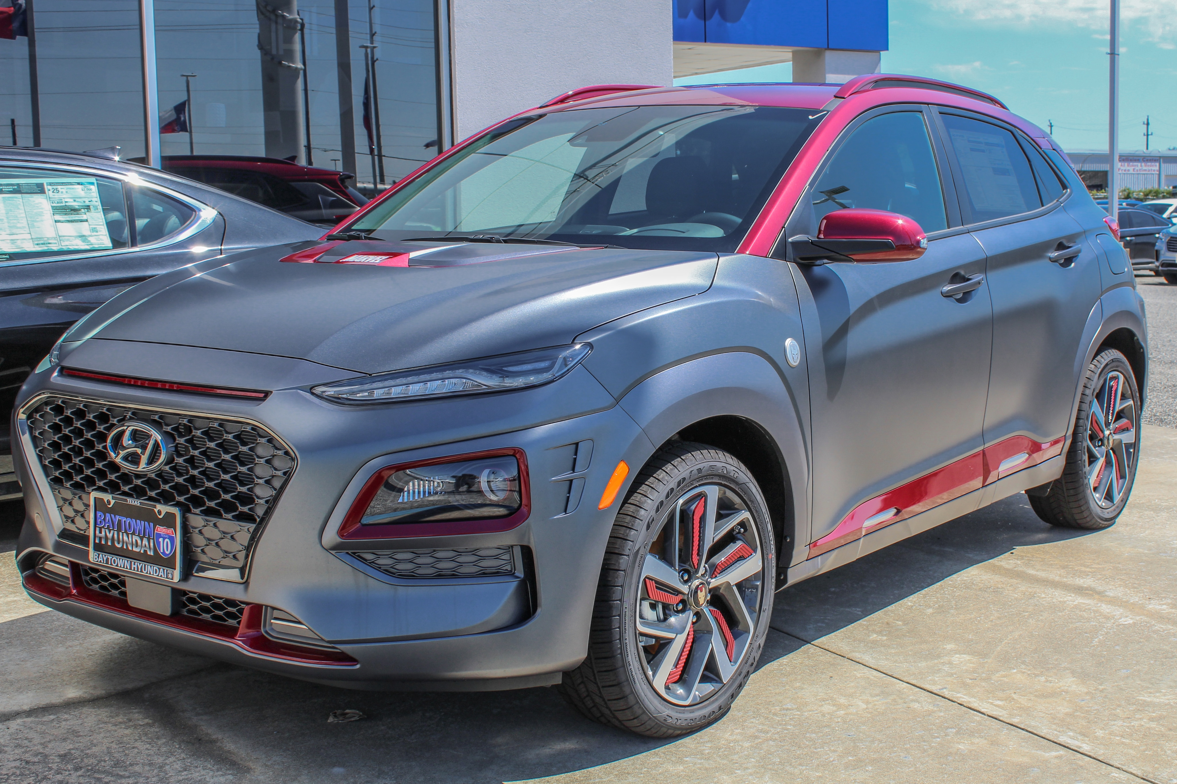 New 2019 Hyundai Kona For Sale At North Freeway Hyundai