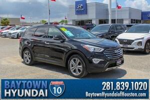 Used 2016 Hyundai Santa Fe For Sale at Baytown Hyundai   VIN