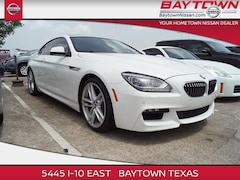 2015 BMW 640 Coupe