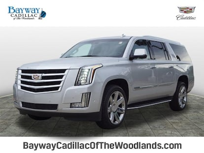 Excellent Used 2018 Cadillac Escalade Esv For Sale At Bayway Auto Dailytribune Chair Design For Home Dailytribuneorg