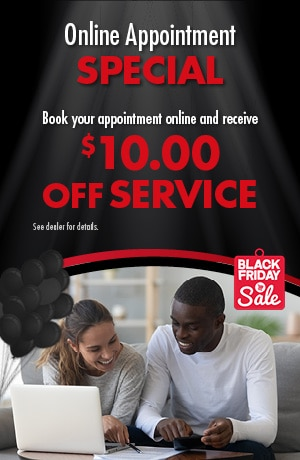 Online Appointment Special