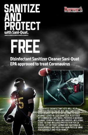 Sanitize Special
