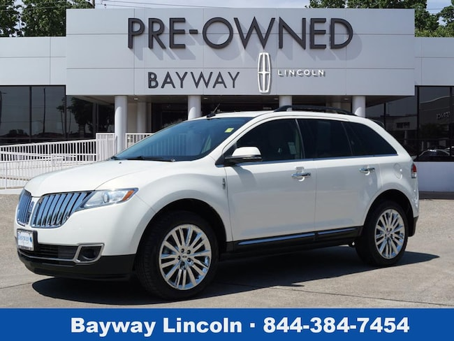 2013 Lincoln MKX 4D SUV FWD SUV