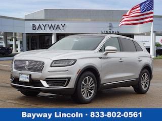 2019 Lincoln Nautilus Select Select  SUV