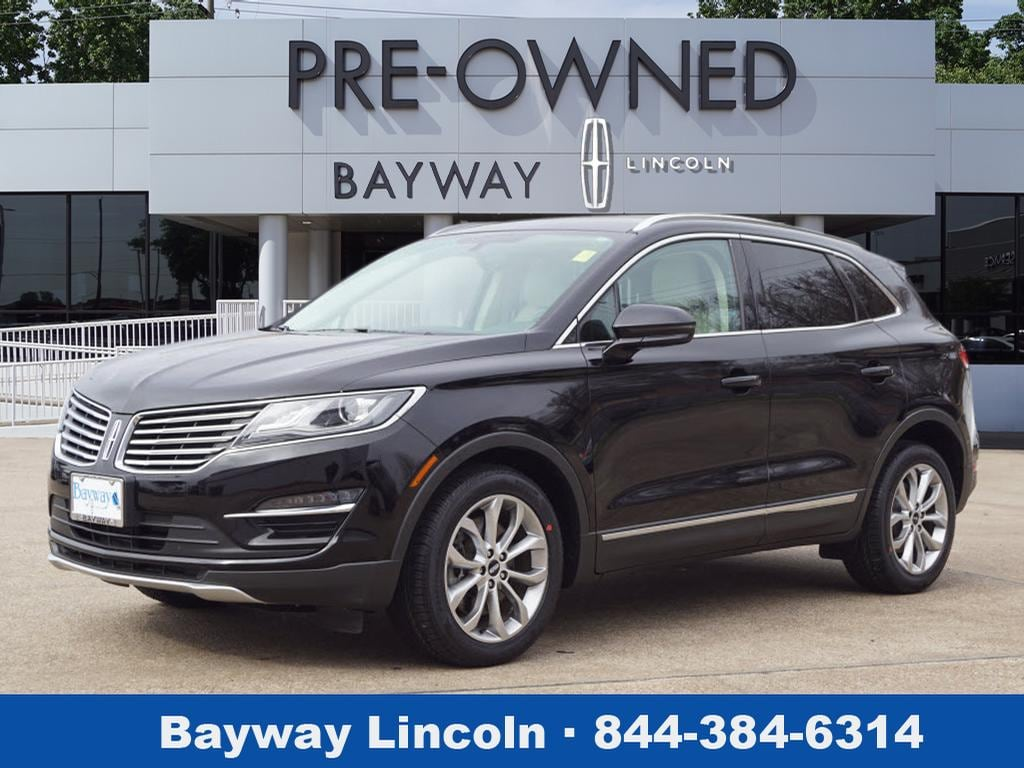 2016 Lincoln MKC 4D SUV FWD Select  SUV