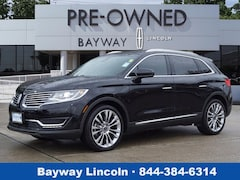Used 2016 Lincoln MKX 4D SUV FWD Reserve  SUV