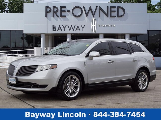 2014 Lincoln MKT 4D SUV AWD Ecoboost AWD Ecoboost  Crossover