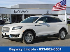2019 Lincoln Nautilus Standard Crossover