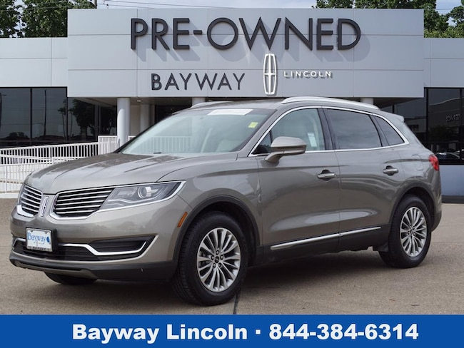 2016 Lincoln MKX 4D SUV FWD Select  SUV