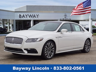 2019 Lincoln Continental Select Select  Sedan