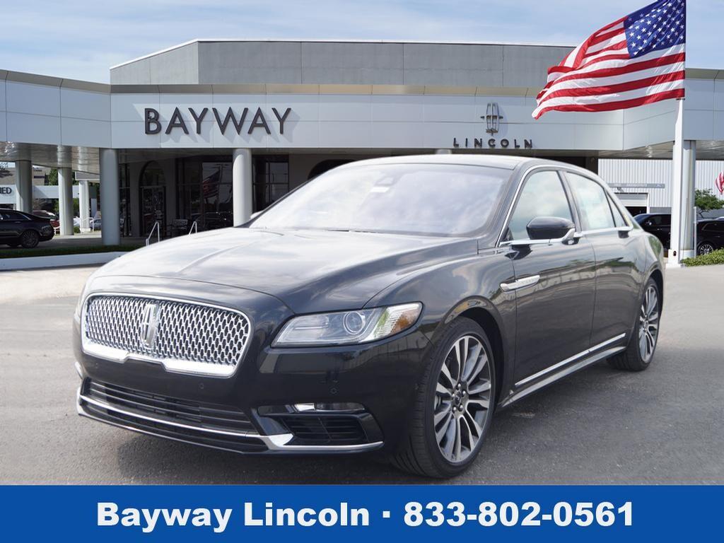 2018 Lincoln Continental Reserve Reserve  Sedan