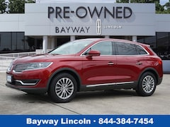 Used 2016 Lincoln MKX 4D SUV FWD Select  SUV